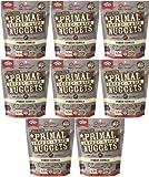 Primal Freeze-Dried Nuggets Venison Formula for Dogs 44oz (8 x 5.5oz)
