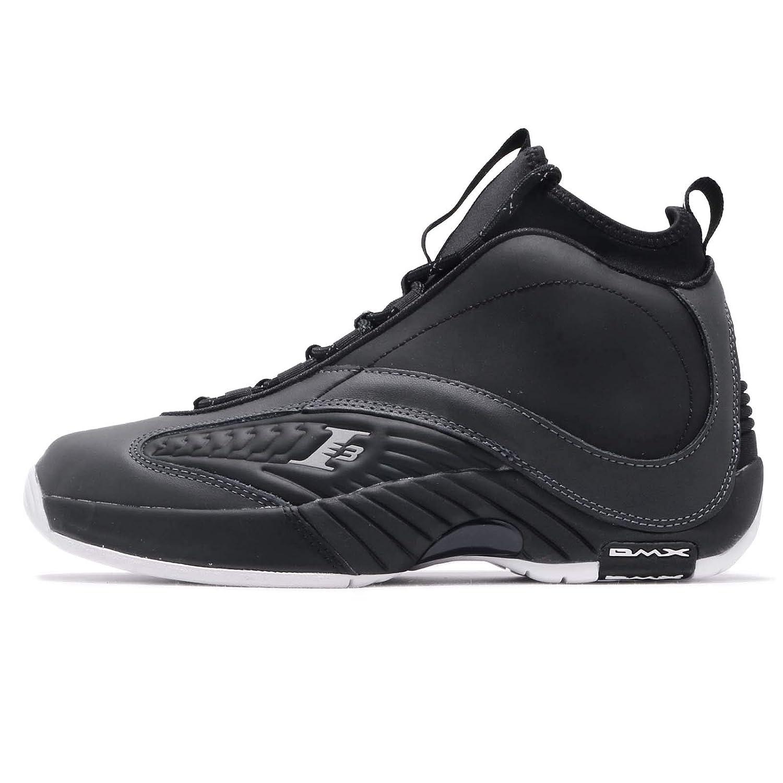 [リーボック] アンサー IV.V メンズ バスケットボール シューズ Answer IV.V CN6849 [並行輸入品] B07KP68B58 BLACK/COAL/WHITE 27.5 cm