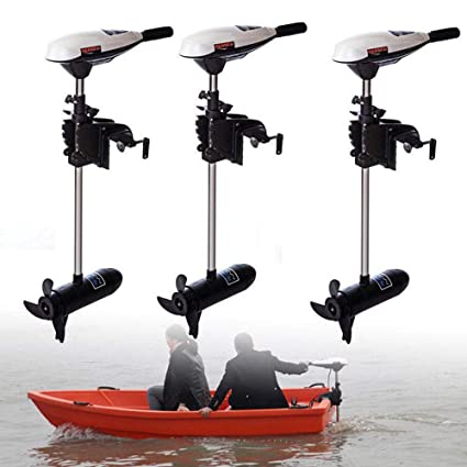 Amazon com : BoTaiDaHong 65LB 12V Electric Outboard Trolling