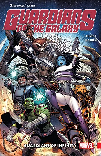 Guardians of the Galaxy: Guardians of Infinity (Guardians of Infinity (2015-2016)) (Guardians Of The Galaxy 2015)