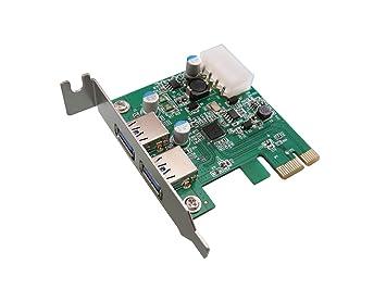 Kalea Informatique - Tarjeta controlador PCI Express (perfil ...