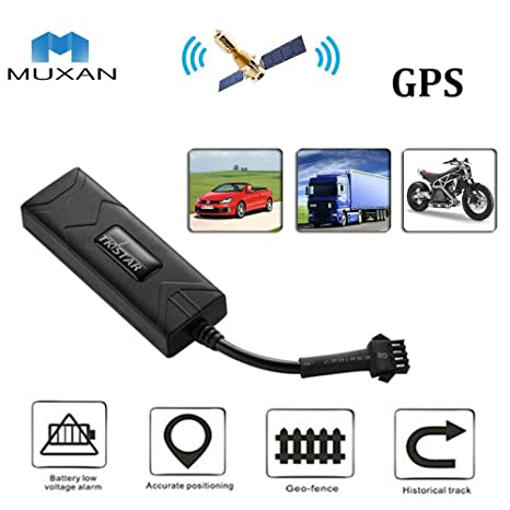 Amazon.com: MUXAN Portable GPS Tracker,Real-time GPS ...