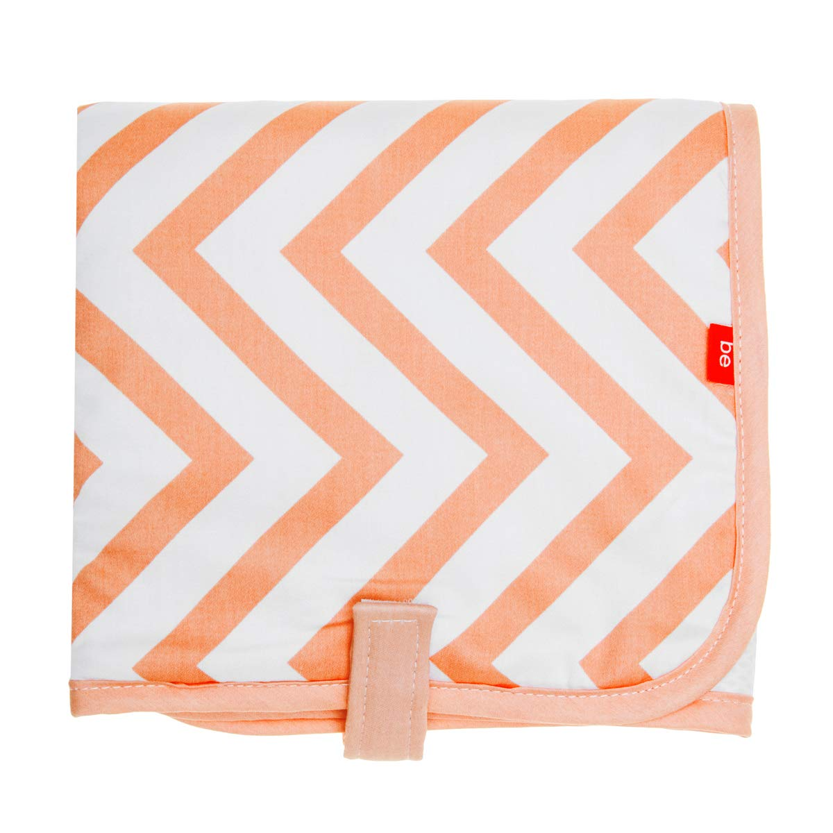 Nappy Changer 39X65 Cm Be Zigzag Coral Cambruss 42257