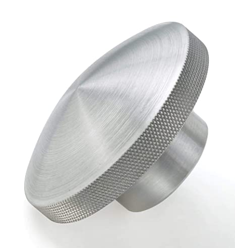 KIPP Adjustable Handle Black Gray Teardrop External Threads Pack of 5 Plastic Thread Size 3//8-16