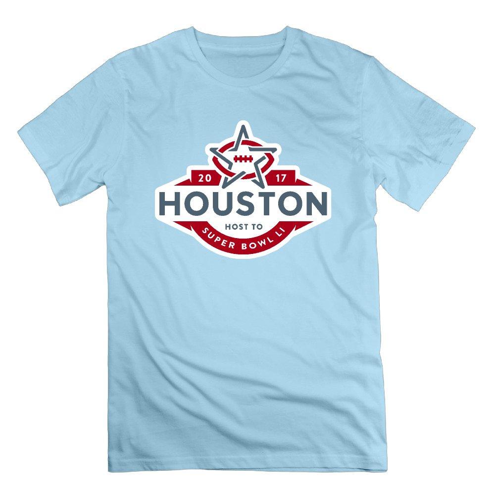 S Super Bowl 51 Li Houston 2017 Logo 100 Tshirts