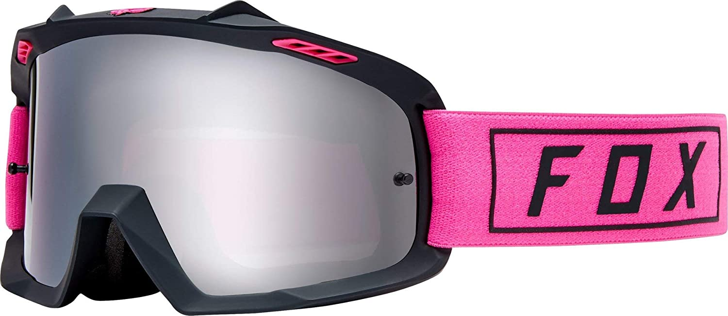 One Size Pink Fox Racing Adult Main Goggles Eyewear