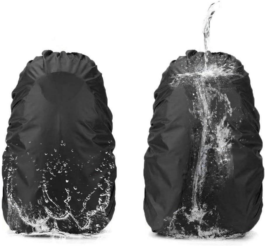 20-35L Leisial Impermeable Funda Cubierta De Mochila Protector de Lluvia para Viaje Camping Senderismo