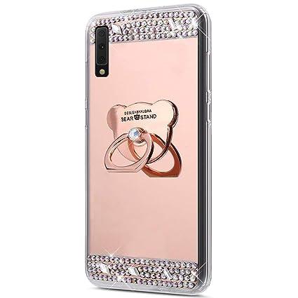 Amazon.com: for Samsung Galaxy A7 2018 Case,Galaxy A7 2018 ...