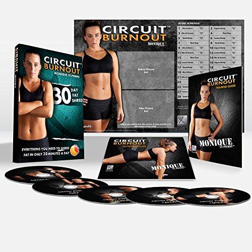 X-TrainFit: Circuit Burnout 30 Day Fat Shred- 5-Disc ()
