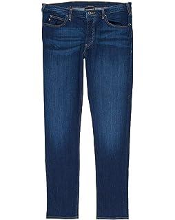 7dfe95d2df13 Emporio Armani Jeans Stretch Cotton with Contrast Stitch 6Z1J10 ...