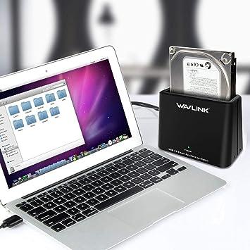WL-ST333U - Carcasa para Disco Duro SSD de 2,5/3,5 Pulgadas (USB ...