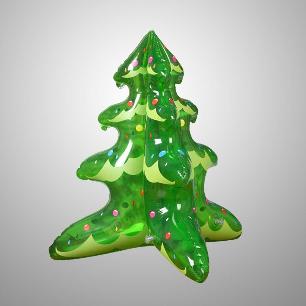 Toyvian Árboles de Navidad bancarrota Juguete Hinchable para ...