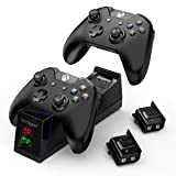 YCCTEAM Xbox One Battery Pack Rechargeable, Xbox