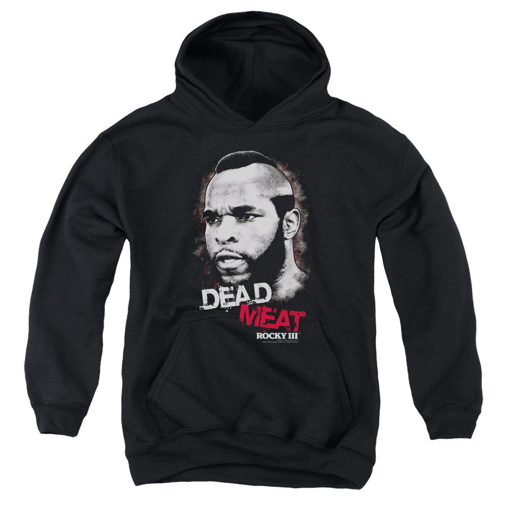 Rocky Dead Meat Official Kids Pull Over Hoodie