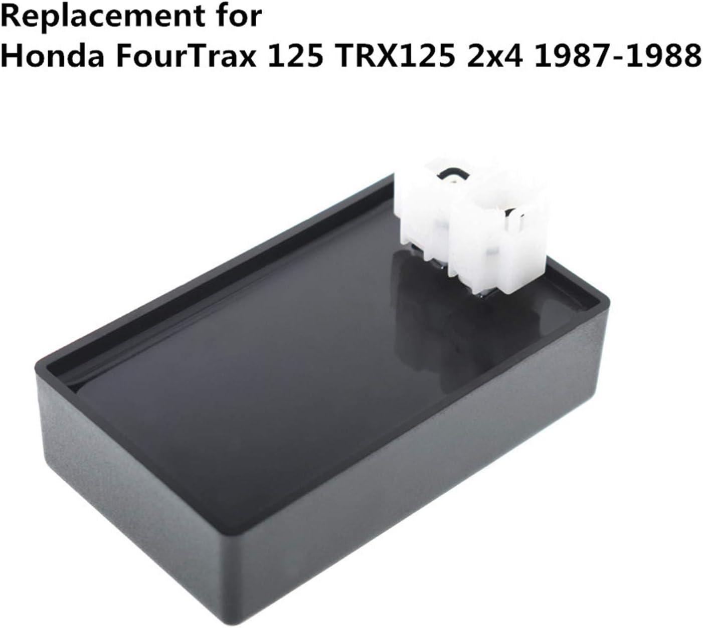 labwork CDI Box Replacement for Honda FourTrax 125 TRX125 2x4 1987-1988