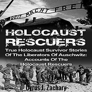 Holocaust Rescuers Audiobook