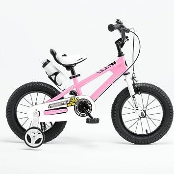 Bicicletas YANFEI Niños Azul Verde Naranja Polvo Rojo Tamaño 12 ...
