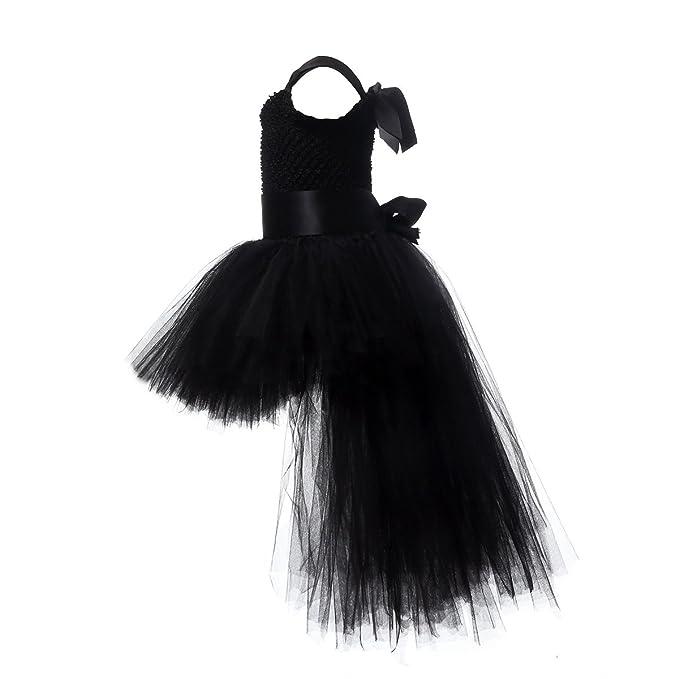 c6470e709e64 Amazon.com  LEEGEEL Handmade Girls Tutu Dresses Girls Tulle Dress ...