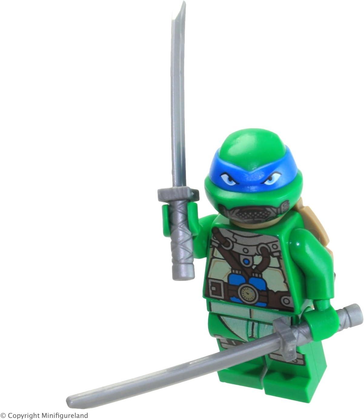 LEGO Teenage Mutant Ninja Turtles Minifigure - Leonardo (Scuba Gear) 79121
