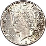 1923 S Peace Dollars Dollar AU58 PCGS