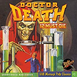 Doctor Death #1, February 1935
