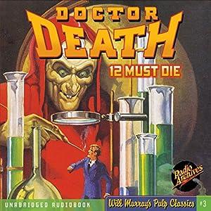 Doctor Death #1, February 1935 Audiobook