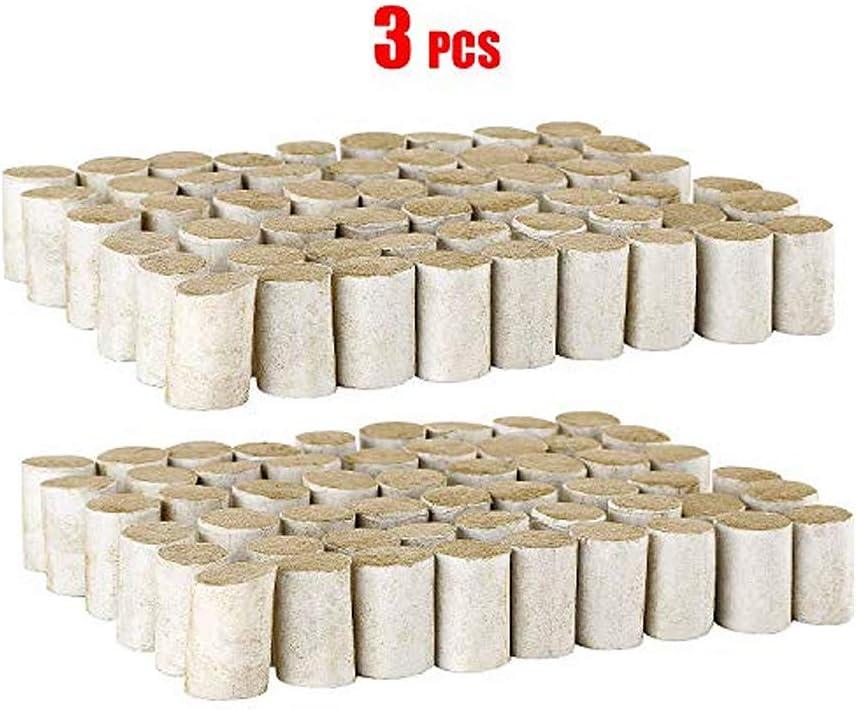 HunterBee Ahumador de combustible de pellets apícola Herbal 1 paquete 1/2/3/4 piezas