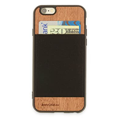 jimmyCASE® iPhone 6/6S Funda - Ultra Slim Protectora Tarjeta ...