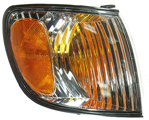 (Side Corner Marker Parking Light Front RH Right Passenger for 01-03 Sienna)