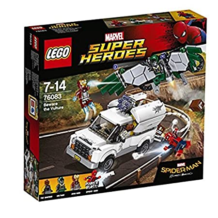 LEGO Super Heroes Cuidado con Vulture
