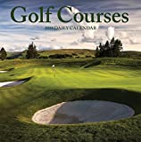 Turner Photo Golf Courses 2019 Photo Daily Boxed (199989700030 Desk Calendar (19998970003)