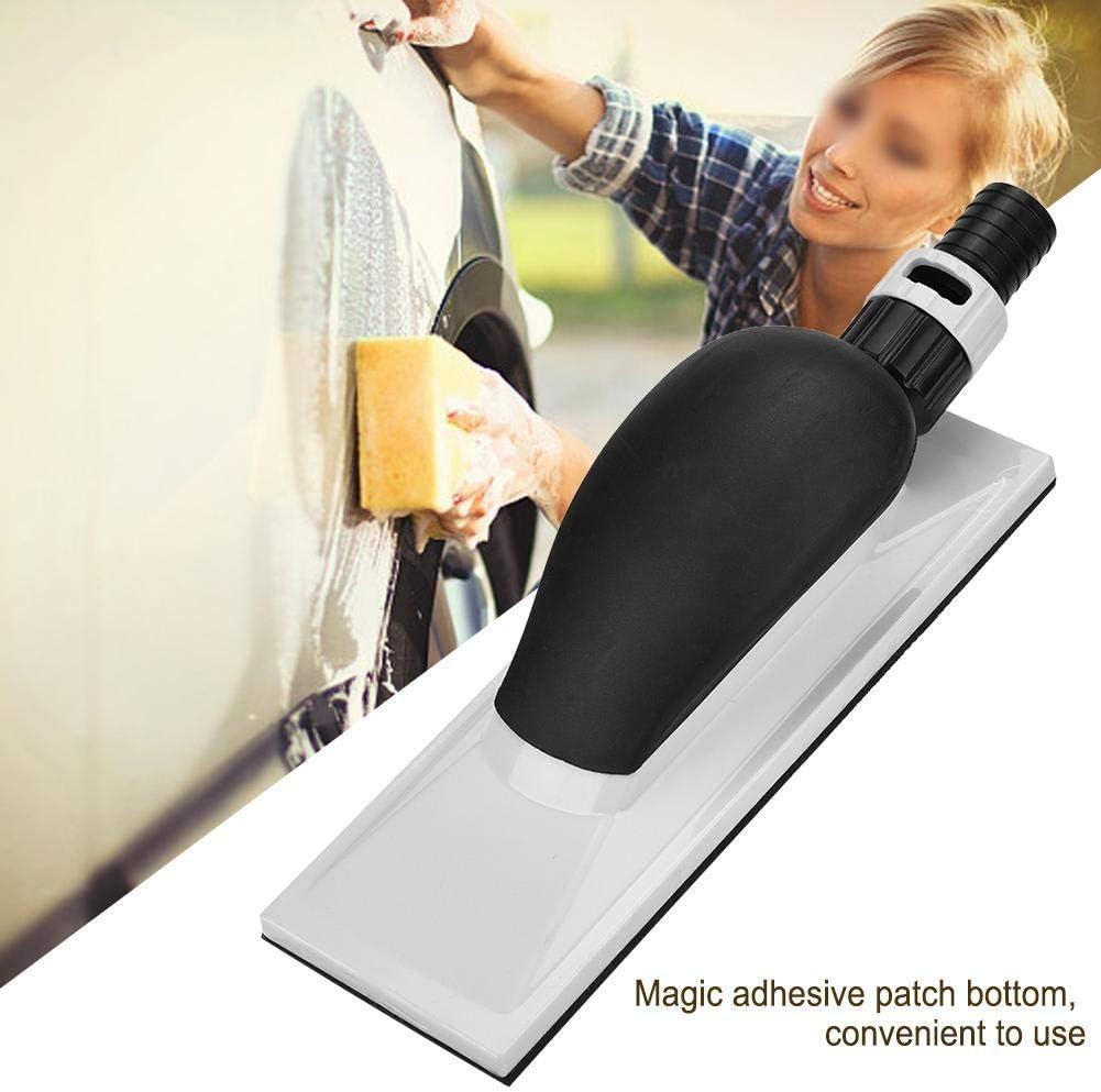 Hand Sanding Block Dust Free Extraction Grinding Block Polishing Tool 70 420mm