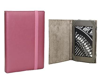 ANVAL Funda para EBOOK Sony PRS T2 Color Rosa: Amazon.es: Electrónica