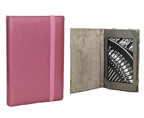 ANVAL Funda para EBOOK TAGUS PULSA Color Rosa: Amazon.es: Electrónica