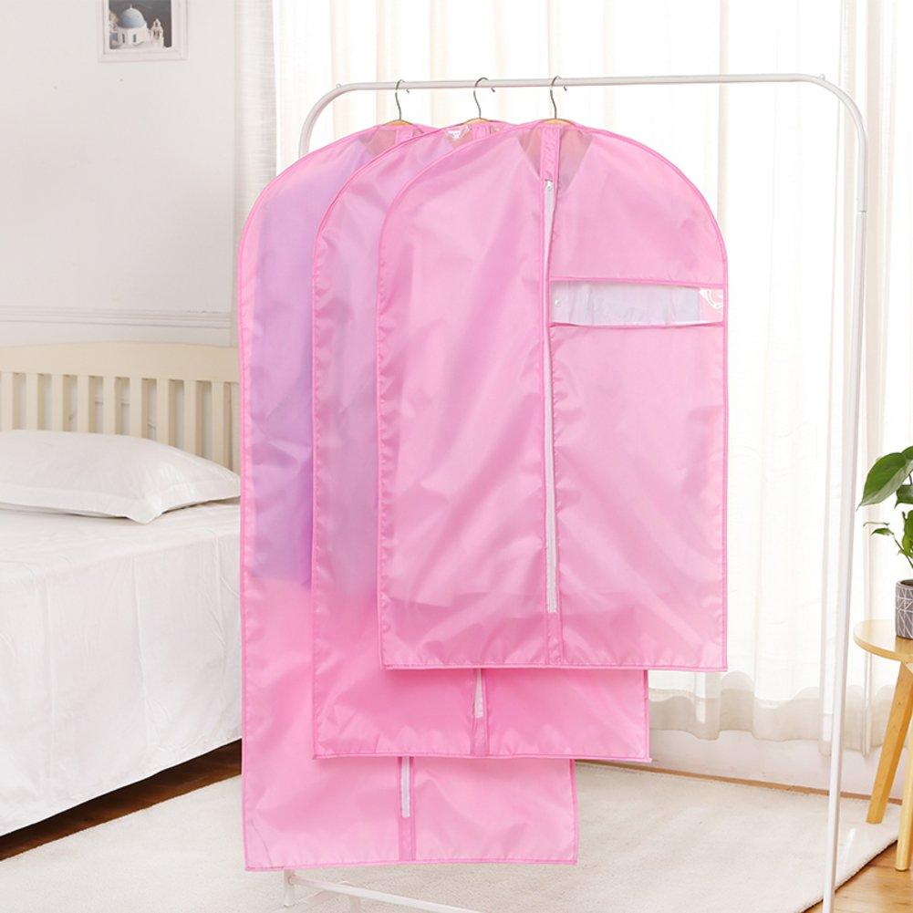 3fab016d008e Amazon.com: Clothing dust cover transparent clothes bag dust-proof ...