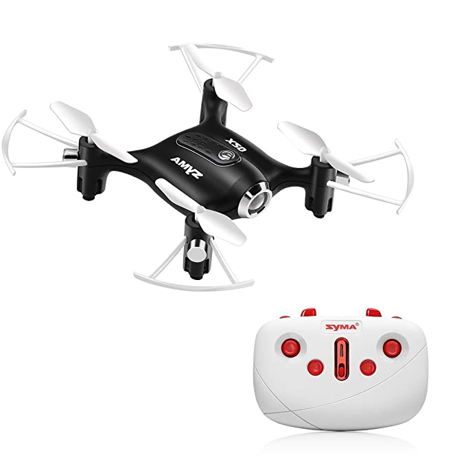 Syma X20 Mini Drone 2.4G 4CH 6 - Axis Gyro RC Quadcopter ...