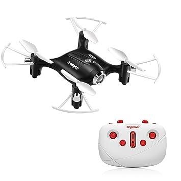 Syma X20 Mini Drone 2.4G 4CH 6 - Axis Gyro RC Quadcopter ...
