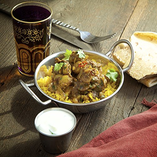 Fingerling Potatoes (Lamb Curry and Tumeric Rice with Cucumber Raita and Naan by Chef'd Partner J.P. Singh (Dinner for 2))