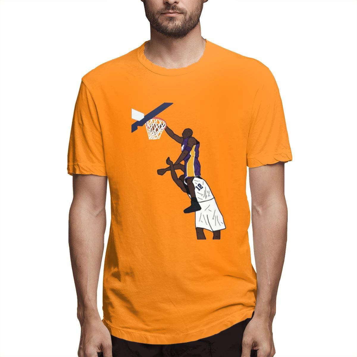 Basketball Clothing Kob E Slam Dunk Howar D Shirts