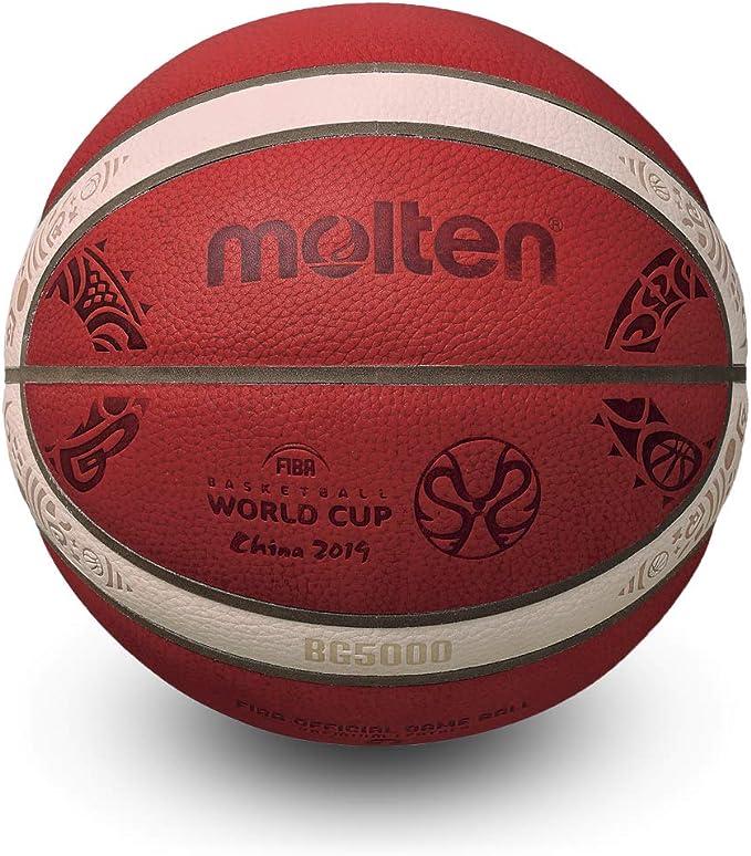Molten FIBA Special Edition BG5000 Balón de baloncesto (oficial ...