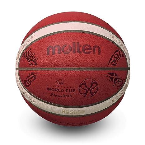 MOLTEN Fiba Special Edition BG5000 Balón de Baloncesto ...