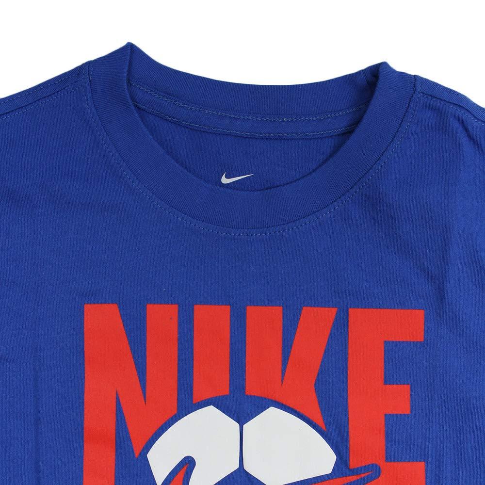 Nike B NSW Tee Soccer Ball Bambino