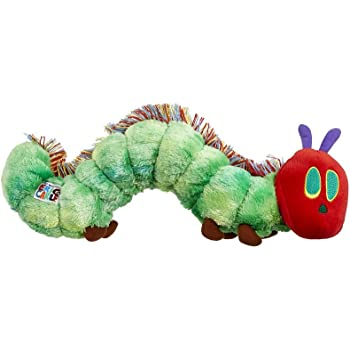 The World Of Eric Carle The Very Hungry Caterpillar Large Stuffed
