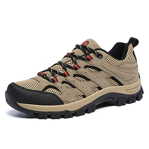Herren-Trekkingschuhe Outdoorschuhe Wanderschuhe Halbschuhe Sneakers Turnschuhe