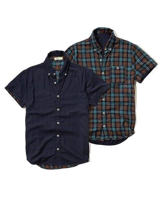 precios baratass Tienda mejor autentico Hollister - Camisa Casual - Button Down - Étnica - con ...