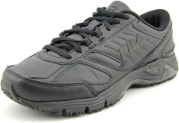 Memory Ultra Wide Work Shoes-Women