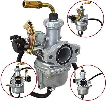 Carburetor Repair Kit 2002 2003 2004 2005 Kawasaki KLX110 Carb Rebuild