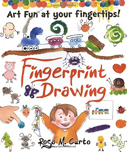 Fingerprint Drawing: Art Fun at Your Fingertips!