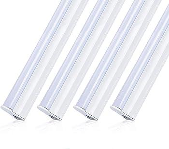 10-Pack Zoopod 4ft 18W T5 LED Ceiling Tube Light
