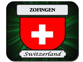 Zofingue Suisse City Mouse Pad Amazon Fr Fournitures De Bureau